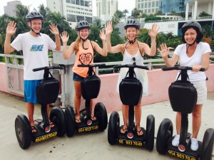Segway Fort Lauderdale tours