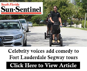 Segway Fort Lauderdale In The News Sun Sentinel